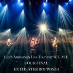J 20th Anniversary Live Tour 2017 W.U.M.F.
