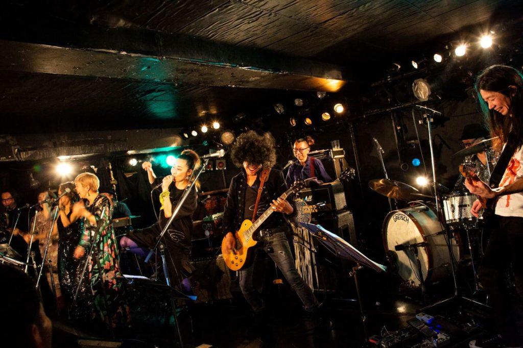 海の底バンド