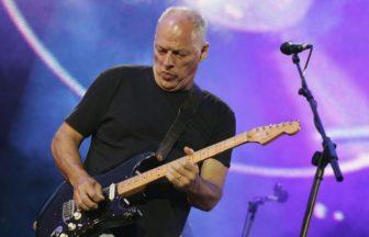 Pink FloydのDavid Gilmour