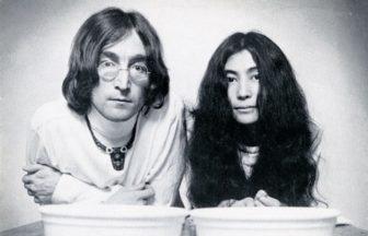John Lennon&Yoko Ono
