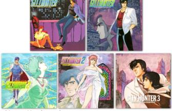 シティーハンター」TVアニメシリーズを彩ったオリジナル・サウンドトラック盤CDが本日2月27日一挙5タイトル再発売! Webラジオ「ゲワイハンター(名曲に隠された謎を解明せよ!)」も再公開