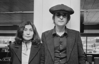 John Lennon、Yoko Ono