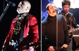 Liam Gallagher、Noel GallagherがSmashing Pumpkins
