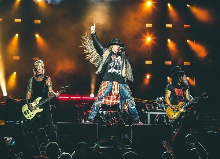 Slash、Guns N' Roses