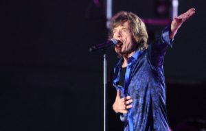 The Rolling StonesのMick Jagger