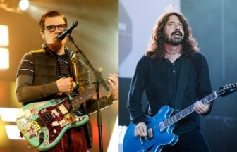 Weezer-and-Foo-Fighters