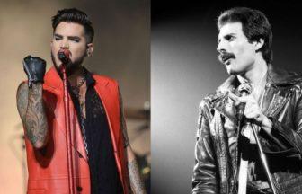 Adam Lambert、Queen
