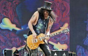 Guns N' RosesのSlash