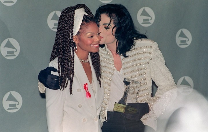 Janet Jackson、Michael Jackson