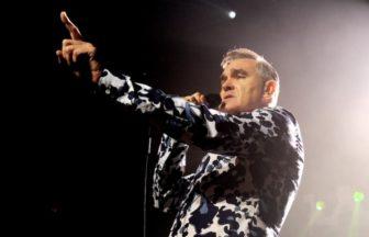 "Morrissey、カヴァー・アルバムより""Some Say I Got Devil""のビデオが公開"