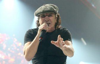 AC/DCのBrian Johnson