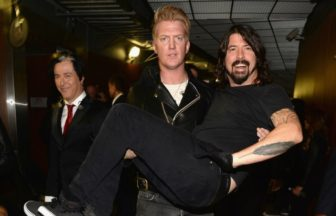 David Grohl、Queens Of The Stone Age