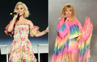 Katy Perry、Taylor Swift