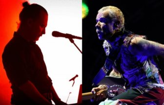 RadioheadのThom Yorke、Red Hot Chili PeppersのFlea