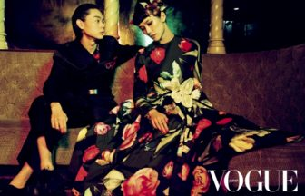 『VOGUE JAPAN』でTAO&菅田将暉が競演