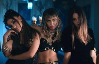Ariana Grande、Miley Cyrus、Lana Del Rey