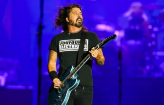 Foo FightersのDave Grohl