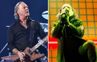 Slipknot、Metallica
