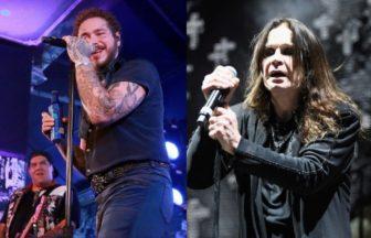 Post Malone、Ozzy Osbourne