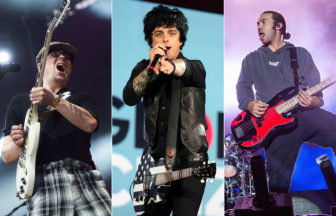 Green Day、Fall Out Boy、Weezer