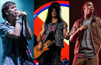 Guns N' RosesやThe Strokes