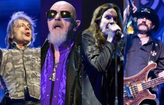 Judas Priest、Iron Maiden