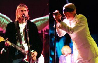 Michael Stipe、Kurt Cobain