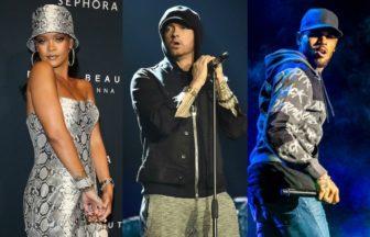 Eminem、Rihanna