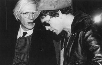 Lou Reed、Andy Warhol