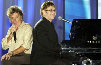 Rod Stewart、Elton John