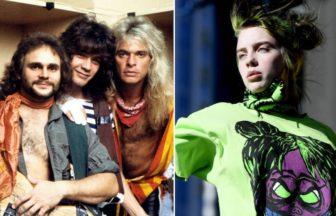 Billie Eilish、Van Halen