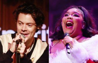 Harry Styles、Lizzo
