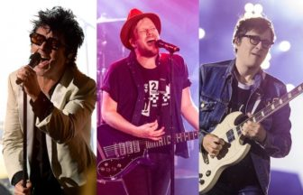 Green Day、Weezer、Fall Out Boy