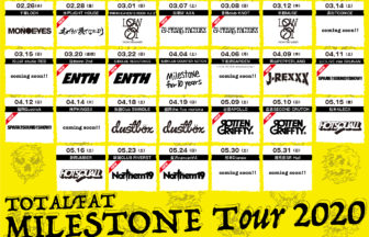 MILESTONE Tour 2020