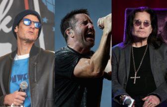 Beastie Boys、Ozzy Osbourne、NIN