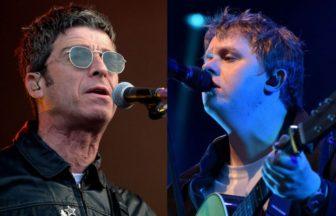 LEWIS CAPALDI、Noel Gallagher