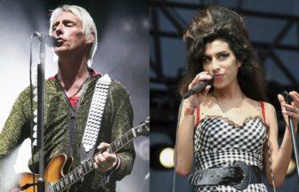 Paul Weller、Amy Winehouse