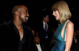 Taylor Swift&Kanye West