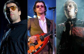 Liam GallagherやArctic Monkeys