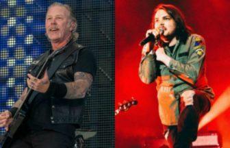 MetallicaとMy Chemical Romance