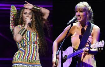 BeyonceやTaylor Swift