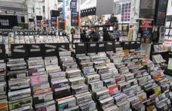 レコード店
