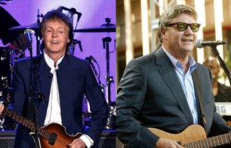 Paul McCartney、Steve Miller