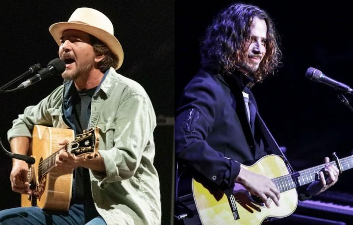 Eddie Vedder、Chris Cornell