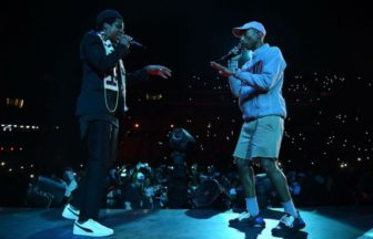 Pharrell WilliamsとJay-Z