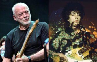 David Gilmour & Syd Barret