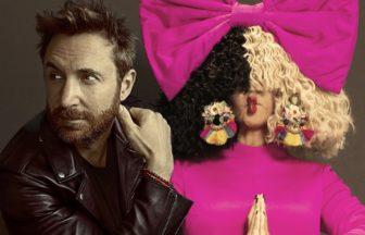SIAとDavid Guetta