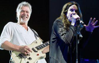 Ozzy Osbourne、Van Halen