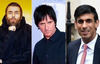 Liam GallagherやJohnny Marr