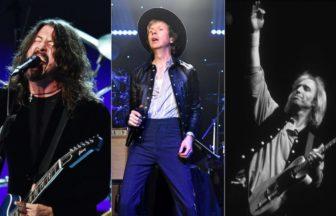 Foo FightersやBECK